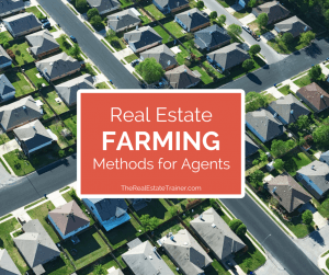 Geographic Real Estate Farming